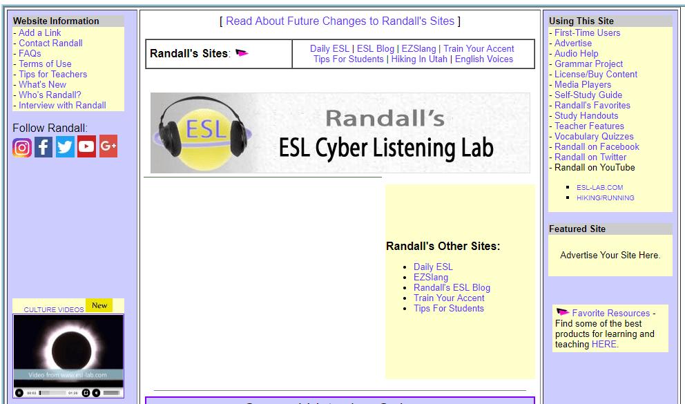 5 website luyện Listening cho những bạn tự học IELTS ở nhà