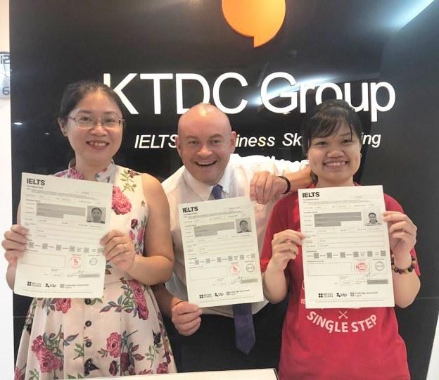 Hoàng Oanh chia sẻ trải nghiệm học IELTS tại KTDC