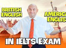 Giọng Anh Anh và Anh Mỹ ảnh hưởng đến band điểm IELTS?