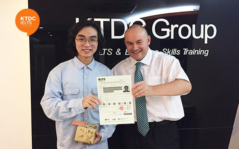 Kinh nghiệm luyện IELTS 7.5 của chàng sinh viên Y khoa Nguyễn Thái Tuấn