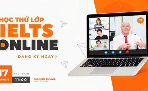 60 phút học thử IELTS online cùng KTDC