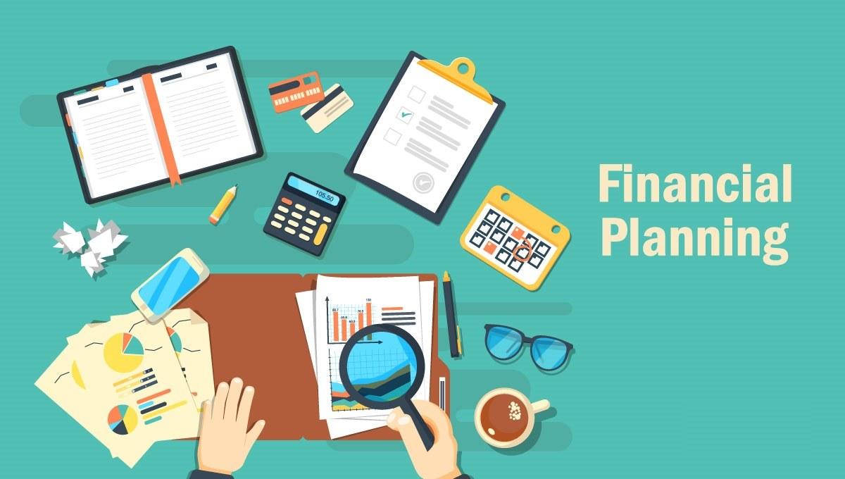 Lập kế hoạch tài chính.