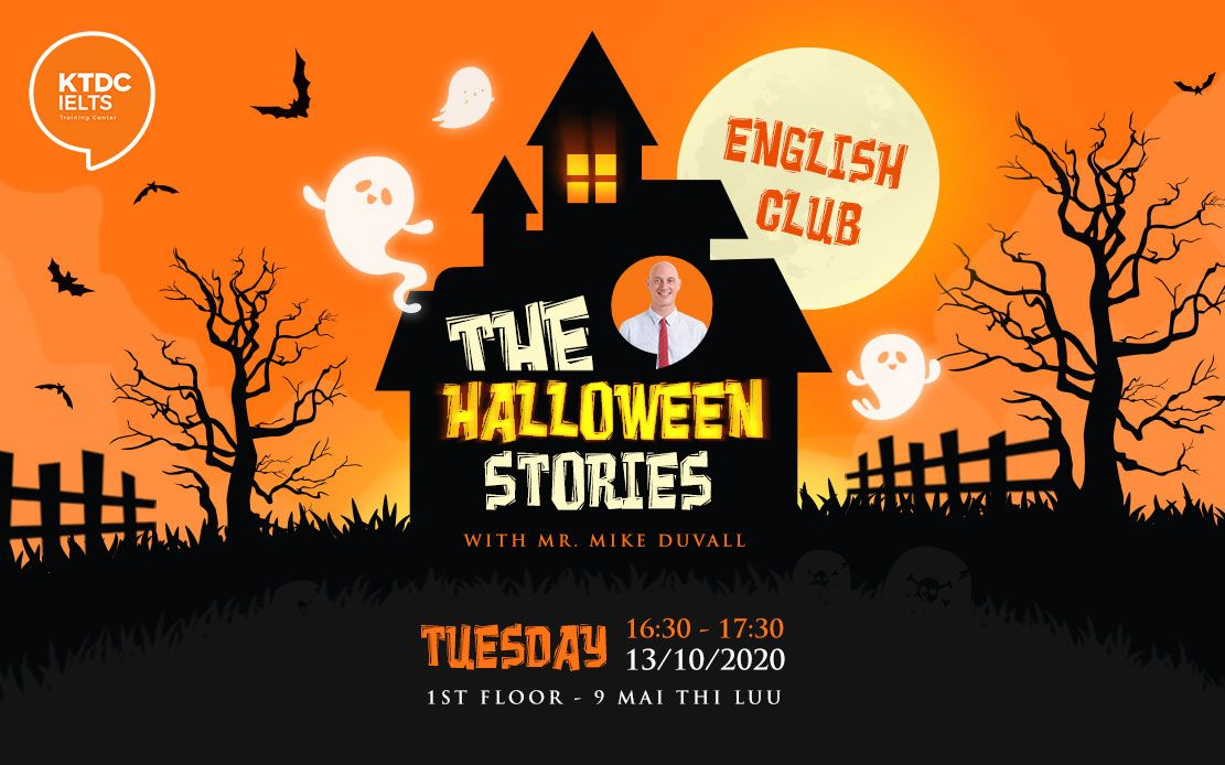 English club halloween mike
