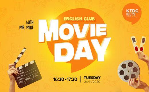 English Club: 'Movie Day' tìm hiểu những tác phẩm kinh điển